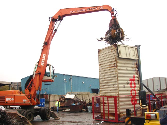 Waste Recycling Equipment And Waste Handling Systems